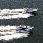 Galeon 380 Fly vesillä
